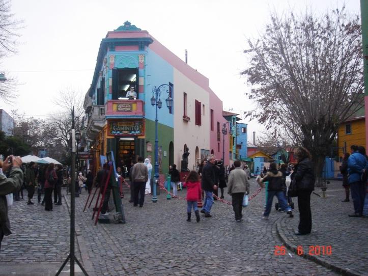 Rua Caminito