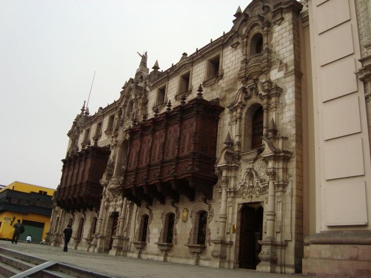 Palácio Arquiepiscopal de Lima