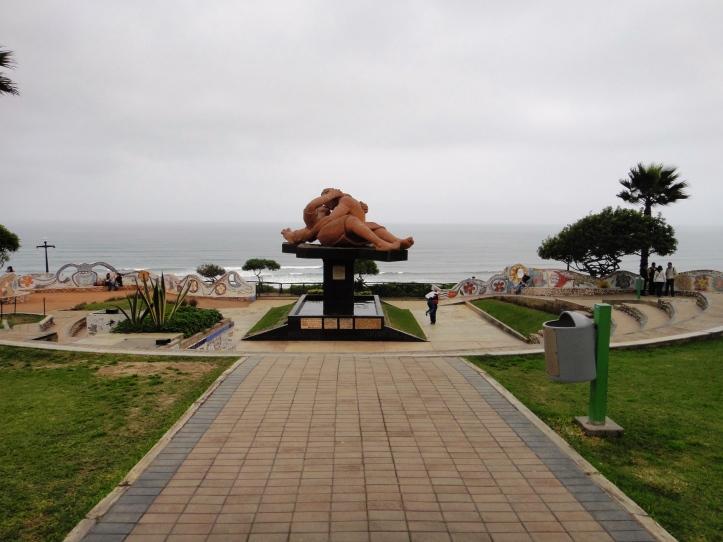 Parque do Amor - Lima
