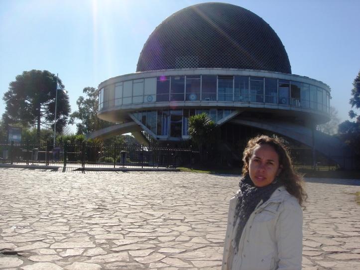 Planetário de Buenos Aires