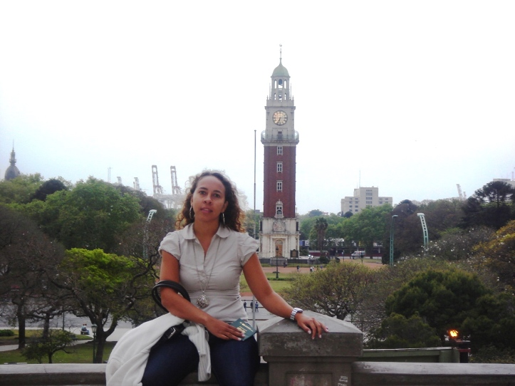 Plaza Marrtin e a Torre Monumental