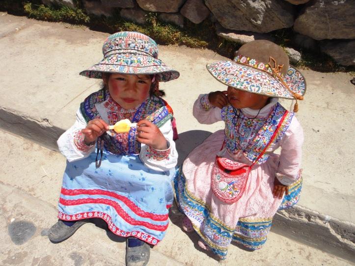 Peruaninhas fofas