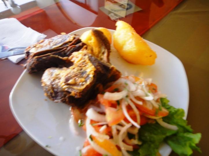 Prato típico Arequipeño