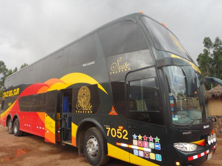 Ônibus Cruz del Sur