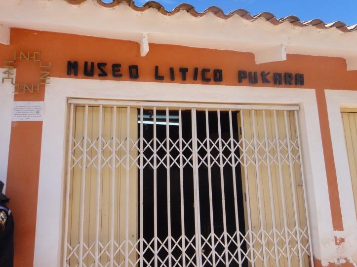 Museu Lítico de Pukara
