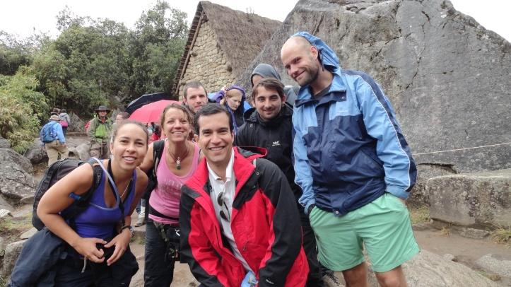 Novo Grupo - os que caminharam para Machu Pichu