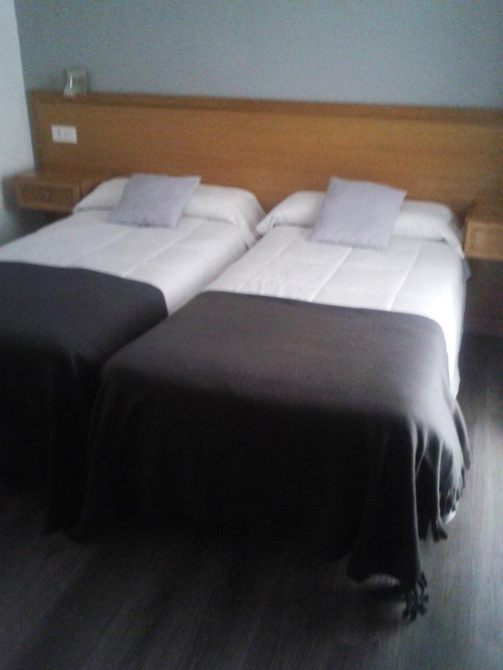 Quarto do hostel em Gijon