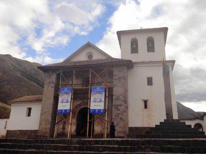 Igreja São Pedro de Andahuaylillas