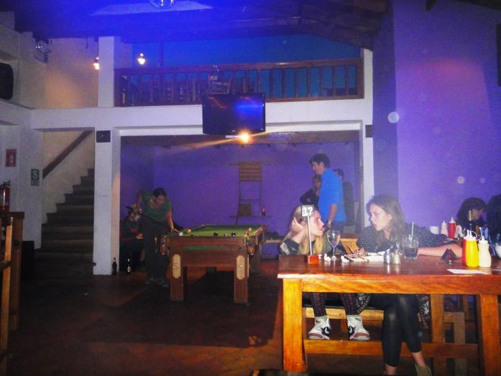 Bar do Hostel Loki