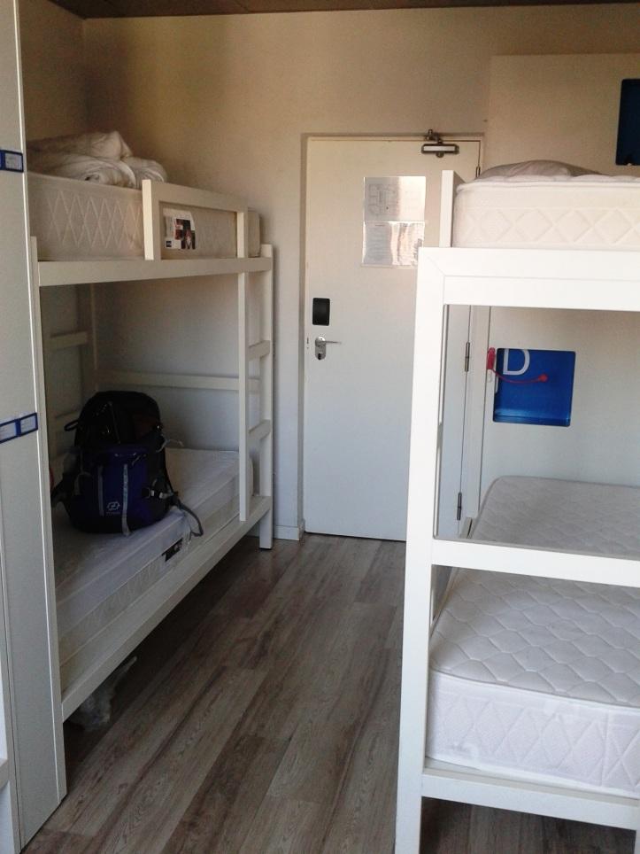 Quarto do U-Hostel
