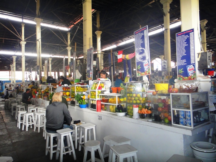 Mercado de Cusco