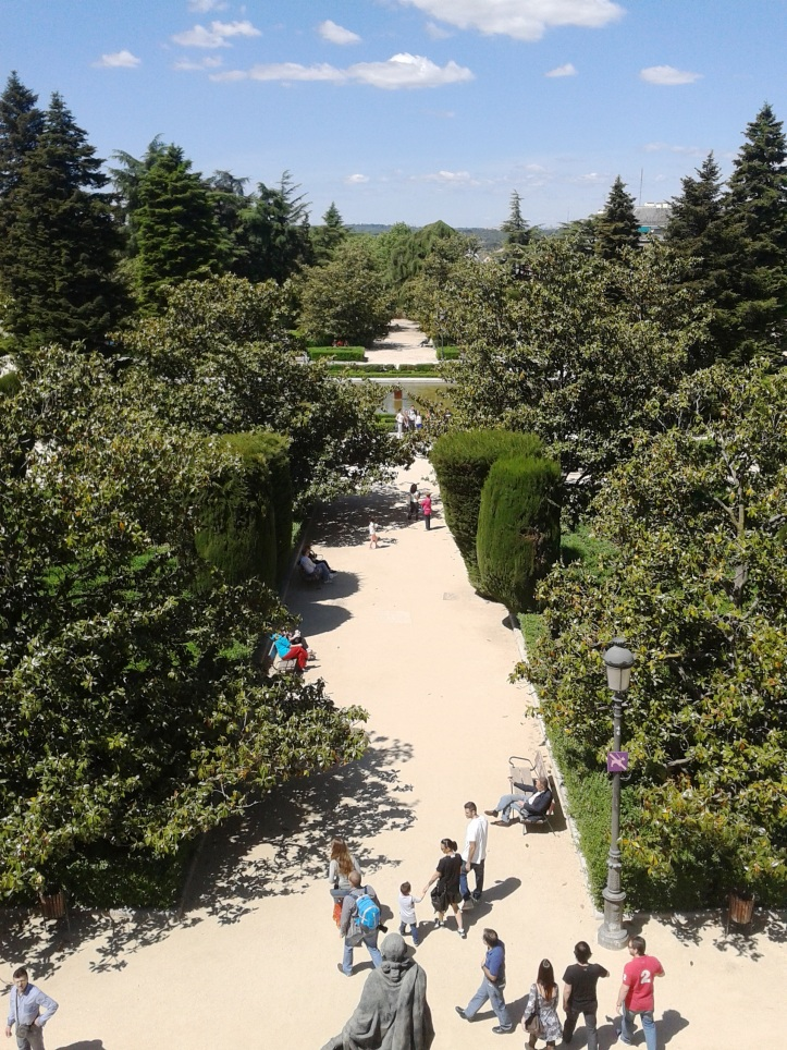 Jardins reais