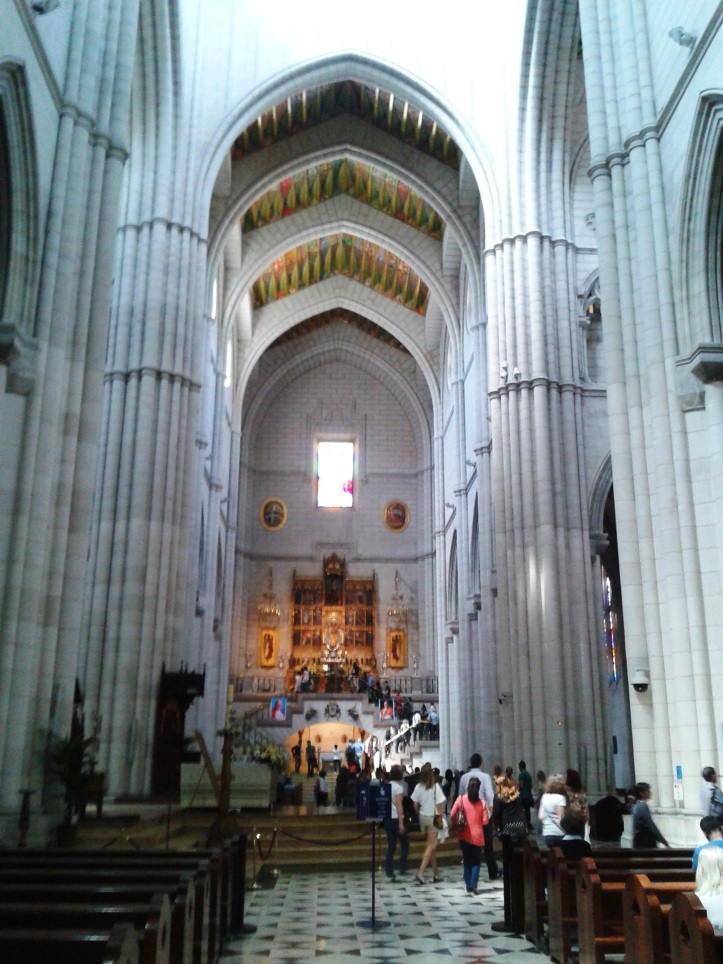 Catedral por dentro