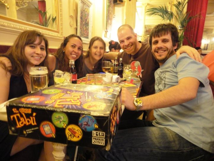 Bar/Café com jogos de tabuleiro
