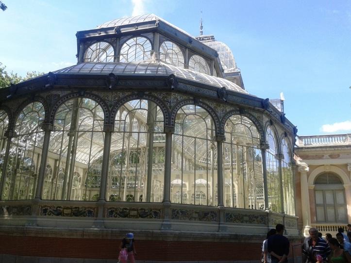 Palácio de Cristal do Parque do Retiro