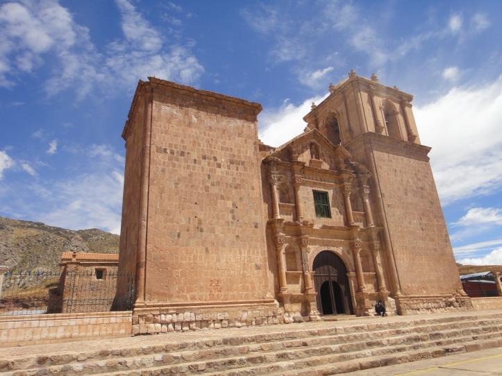 Igreja em granito