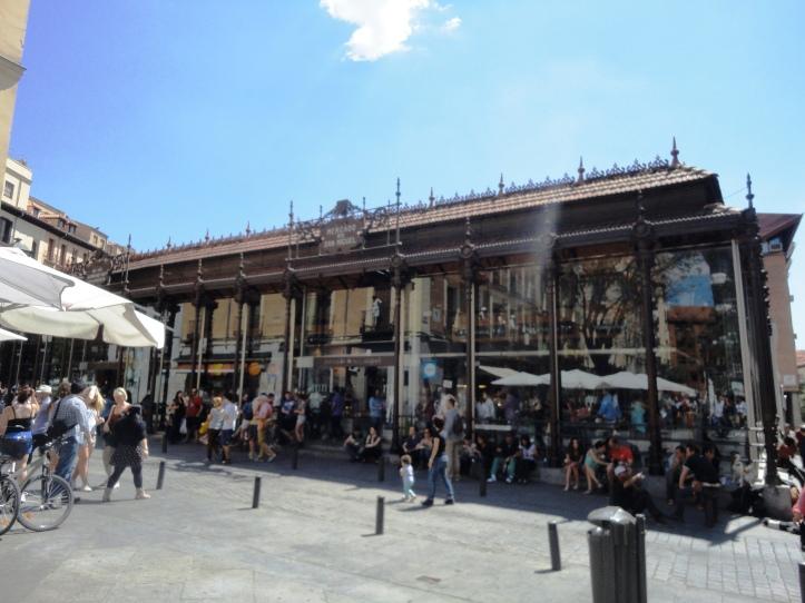 Mercado de San Miguel