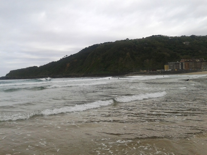 Playa La Zurriola