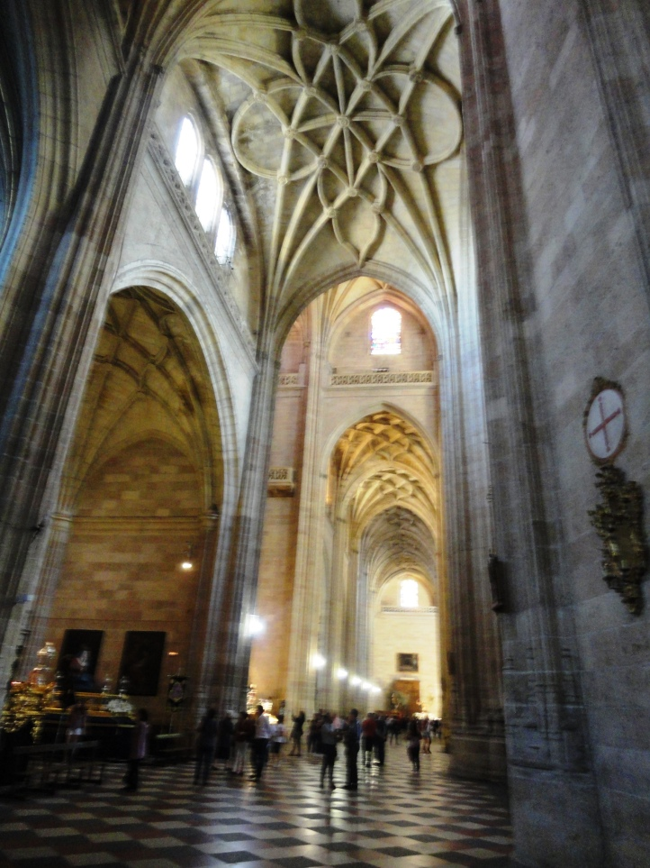 Catedral Segovia interior