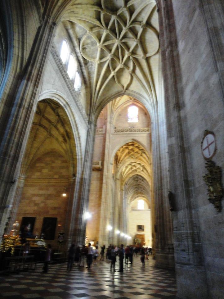 Catedral Segovia interior