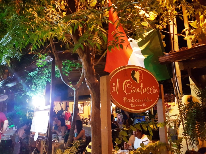 Il Cantuccio - cozinha italiana