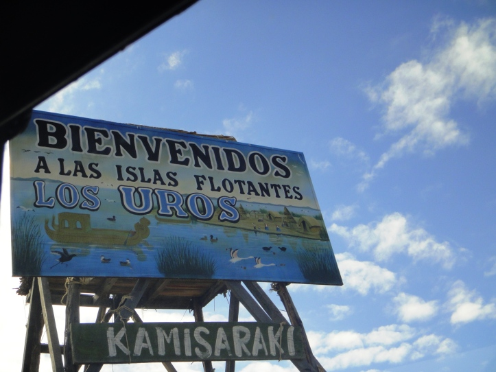 Uros - Ilhas flutuantes