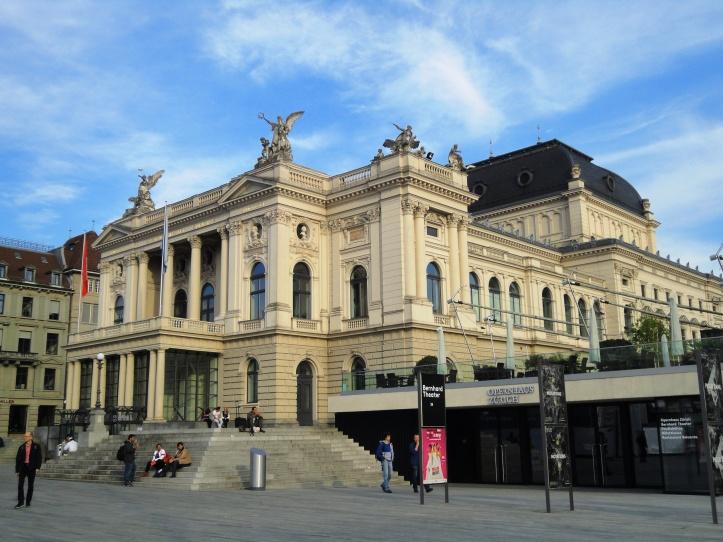 Casa de Opera de Zurique