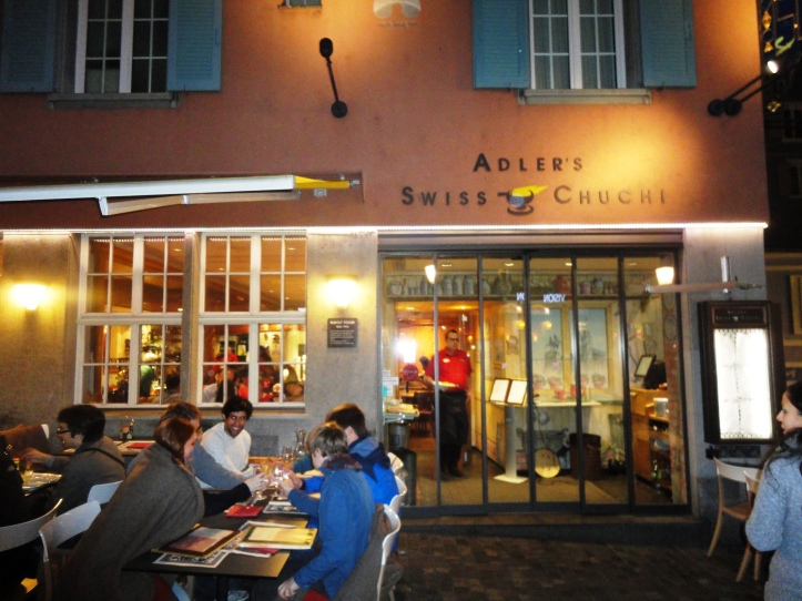 Restaurante Swiss Churchi