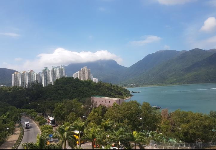 Vista de Lantau