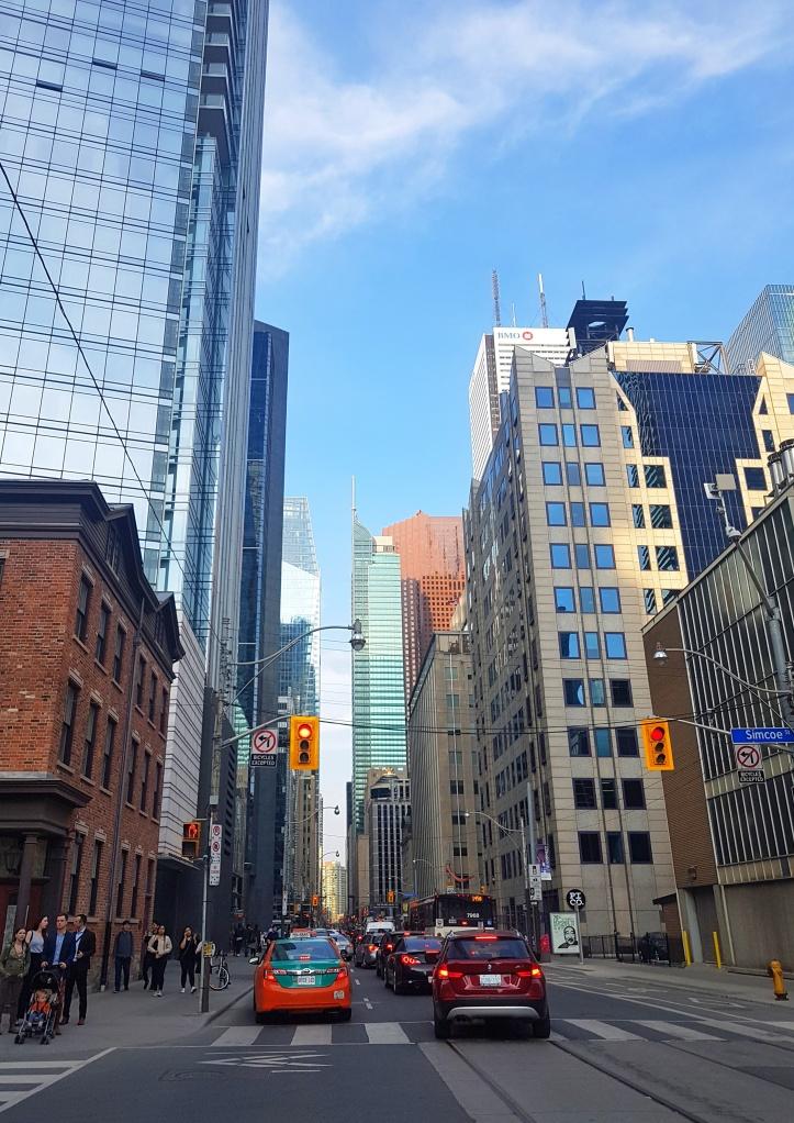 30 - Avenida centro Toronto