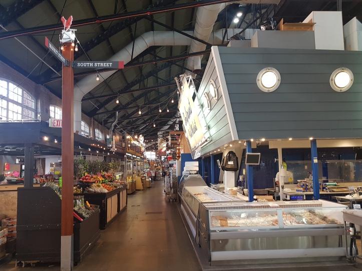 9-St Lawrence Market por dentro