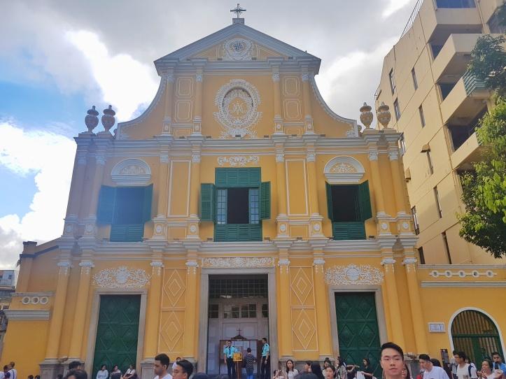 15-Igreja do Largo do Senado